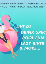 Flamingo Fridays Pool Parties