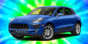 Win a New Porsche Macan