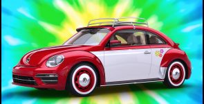 Win a New VW Beetle