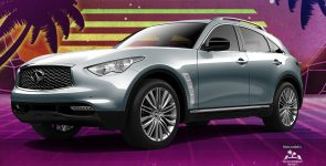 Win a New Infiniti QX70