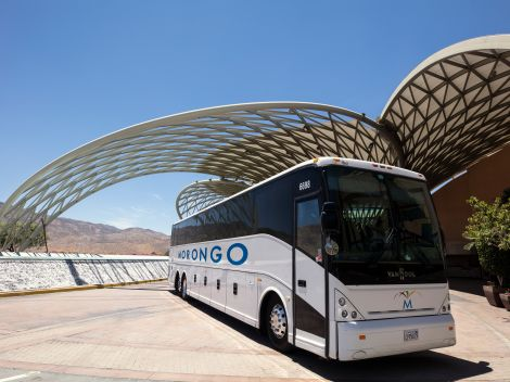 Busing Service To Morongo Casino Resort Amp Spa Cabazon Ca