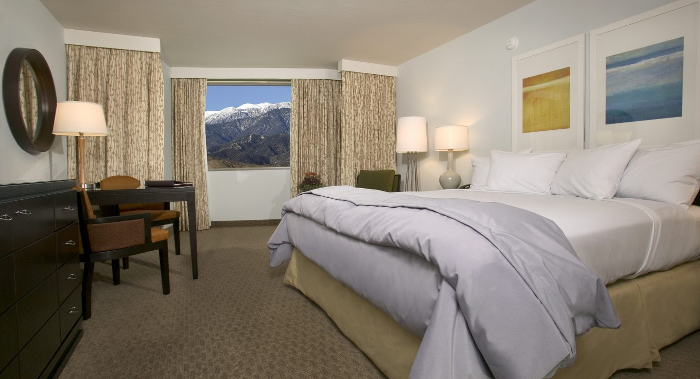 Bedroom at Morongo Casino Resort & Spa