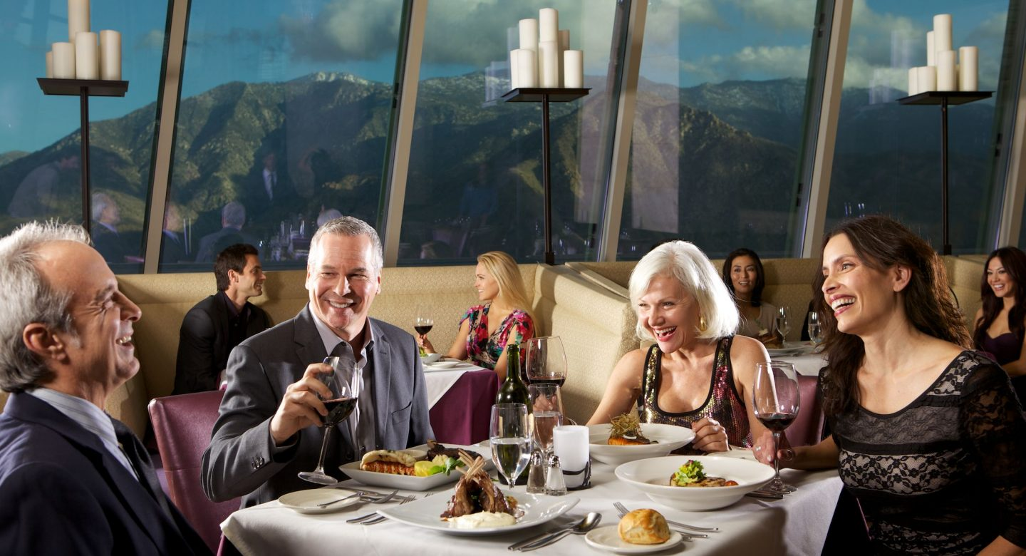 Restaurants Near Palm Springs Morongo Casino Resort
