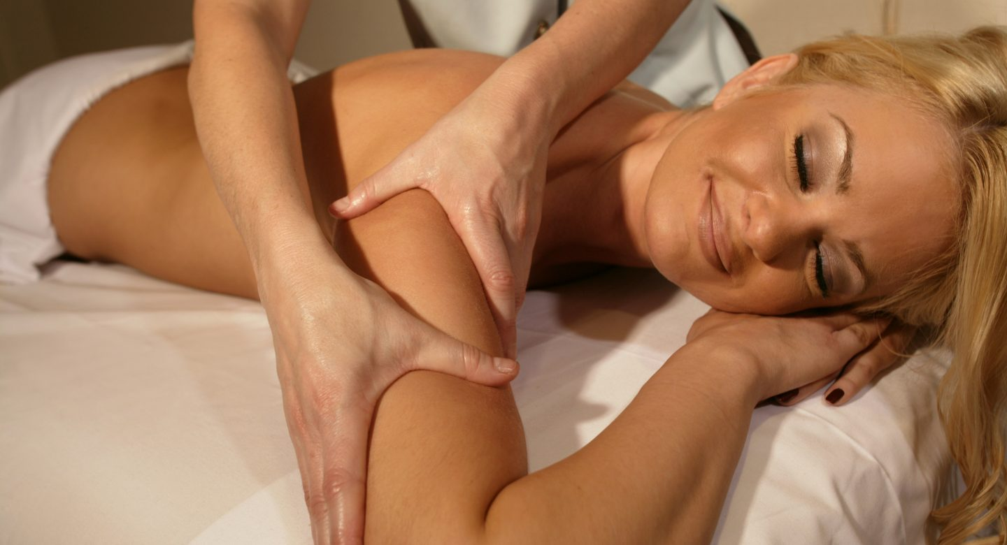 Massage at Sage Spa & Salon