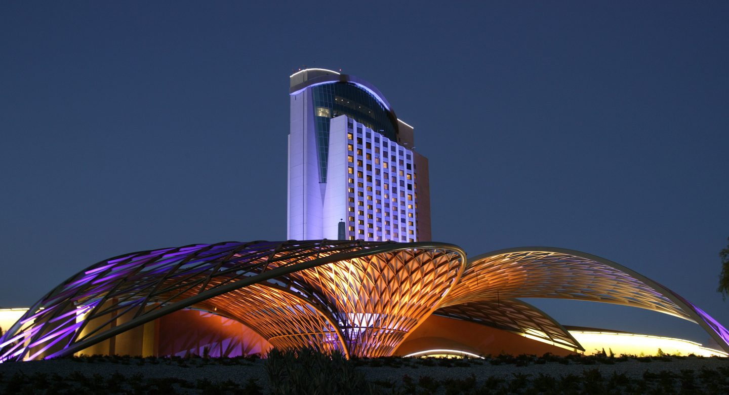 Exterior of Morongo Casino Resort & Spa
