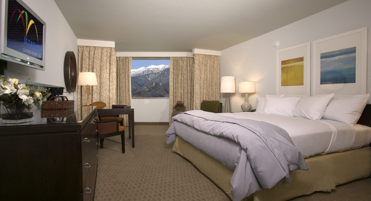 King Guest Room at Morongo Resort
