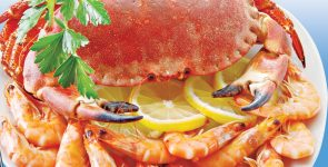 Crab & Shrimp Wednesday & Thursday