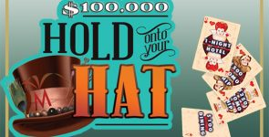 $100K Hold Onto Your Hat Giveaway