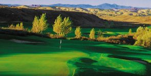 Tukwet Canyon golf course