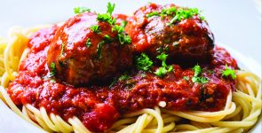 All-You-Can-Eat Spaghetti & Meatballs