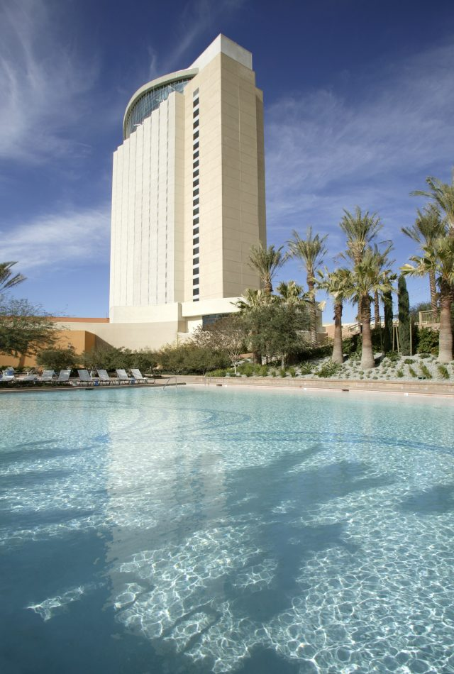 Outdoor Pool at Morongo Casino Resort & Spa
