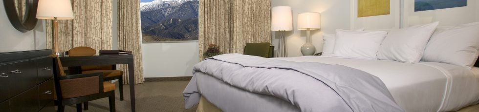 Canyon View Guest Rooms King