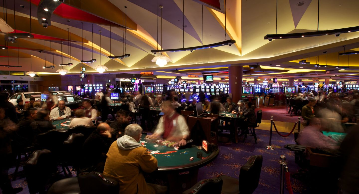 California Casinos With Slots