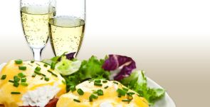 2 for 1 Sat. Champagne Brunch