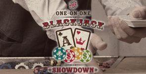 One on One Blackjack June 2018