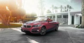 Win a BMW 230i XDrive Convertible