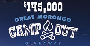 Camp Out Giveaway