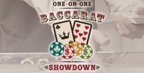 One-on-One Baccarat Showdown