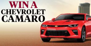Win a New Chevrolet Camaro