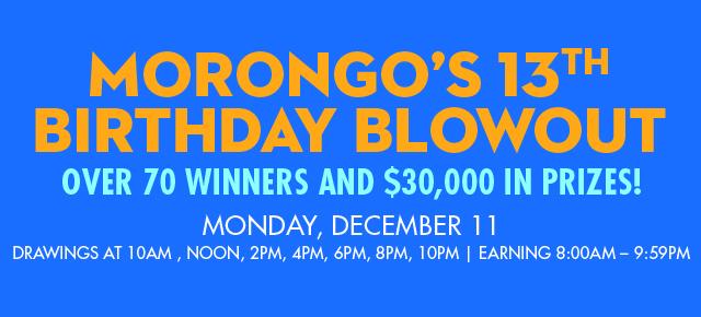 Morongo casino buffet coupons discounts